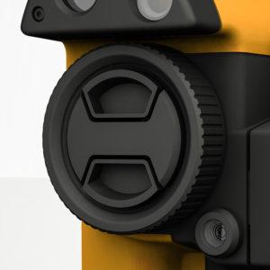 Fluke TIX5x-Lens-Cap